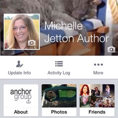"""If you would like to keep up with what is going on with """"Amelia and the Secret of Stoney Manor"""" then add me on Face Book. """"Michelle Jetton Author"""". Amelia is in the fantasy genre and will appeal to both fans of Twilight & Harry Potter."""