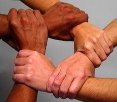 Samen staan we sterk !
