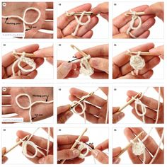 How to make a magic loop