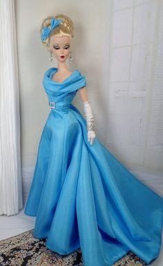 Estate House Ball for Silkstone Barbie OOAK