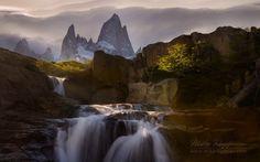 Fotografía Dance of Light and Water por Mike Reyfman en 500px