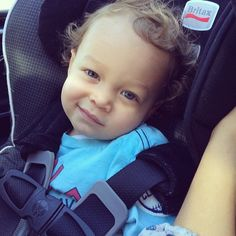 Aden Housley (Tamera and husband Adam Housley's first child.)