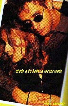 Soda Stereo, Zeta Bosio, Nada Personal, Pop Rocks, Ell, Rock And Roll, Spiderman, Superhero, My Love