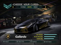NFS Carbon PC Game full download