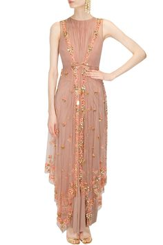 Dress Indian Style, Indian Fashion Dresses, Indian Designer Outfits, Indian Outfits, Designer Dresses, Indian Clothes, Indian Gowns, Indian Attire, Reina Noor