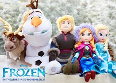 Our Frozen Shop is now open!