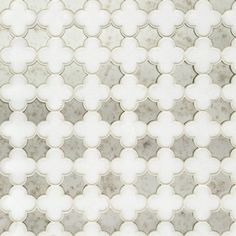 Welcome to Artistic Tile Arpell Silver Glass & Stone Water Jet Mosaic X X SF) interlocking sheets Mirror Mosaic, Mosaic Tiles, Wall Tiles, Stone Mosaic, Mosaic Glass, Mirrors And Marble, Artistic Tile, Style Tile, Brick And Stone
