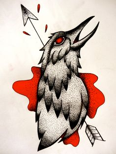 Dead Crow, by Jeremy Hutpin