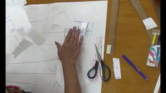 Transformación Patrón a Pantalón tipo Jean por laProf. Piedad Peña   (1d... Youtube, Molde, Pattern Cutting, Sewing Projects, Sewing Patterns, Pants, Tejidos, Hipster Stuff, Youtubers