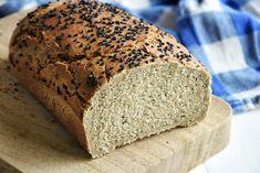 Śniadaniowy chleb pełnoziarnisty Vegan Bread, Sugar Free, Gluten, Healthy, Eggs, Food, Essen, Egg, Meals