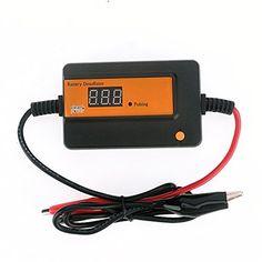 Golf Cart Orange 2A Battery Desulfator Desulphator 12 24 36 48 Volt Batteries Auto Pulse >>> For more information, visit image link.