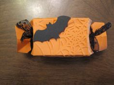 Halloween Candy Wrapper Treat