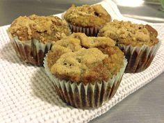 Banana Crumb Muffin (Grain Free, Gluten Free, Paleo)  @Living Healthy With Chocolate