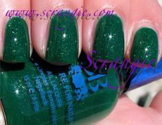"""BB Couture in Bonnie (Fall 2010 """"Infamous Lovers"""" collection, $10.95)."""