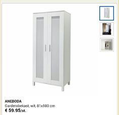 Ikea garderobekast