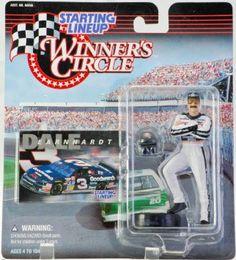 Dale Earnhardt Sr. 3 Winner's Circle Starting Lineup Nascar Action Figure NIP NIB 1997