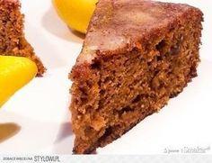Dietetyczne ciasto marchewkowe: Składniki: 3,5 szklank… Bakery Recipes, Dessert Recipes, Cooking Recipes, Healthy Cake, Healthy Desserts, Healthy Food, Healthy Recipes, Other Recipes, Sweet Recipes