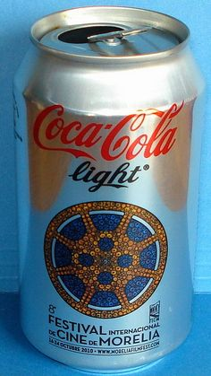 COCA-COLA LIGHT355 ml MORELIA FILM FESTIVAL 2010 mexico   Flickr - Photo Sharing!