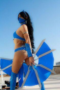Sexy Cosplay: Chicas del Mortal Kombat - Taringa!