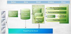 Delivering BI through SQL Server and SharePoint
