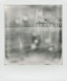 Den Haag, The North Sea  SX-70, PX100 test film