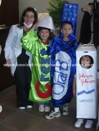 oral hygiene- my future family costume!