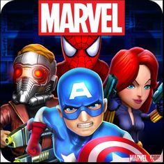 Marvel Mighty Heroes    From: DeNA and Marvel Team-Up for Marvel Mighty Heroes