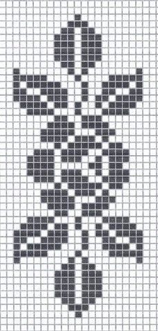 How to a Beautiful Rose Flower in Filet Crochet: Filet Crochet Rose Chart Filet Crochet, Crochet Pixel, Crochet Chart, Crochet Doilies, Crochet Stitches, Knit Crochet, Crochet Solo, Cross Stitching, Cross Stitch Embroidery