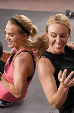 Workouts are better together. | CALIA by Carrie Underwood