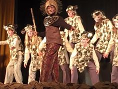 """The Lion King: """"Be Prepared"""" video clip from Crestline performance"""