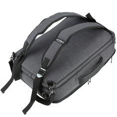 3 Way Backpack Business Laptop Bag for Men LEFTFIELD 683 (7)