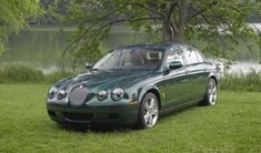 Jaguar S Type has always been a dream car 4 me...ever since seeing one fly down the road in Europe...sigh
