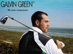 Galvin Green #golf AW12