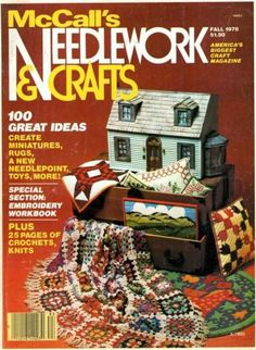 1000 Images About Mccall S Needlework And Crafts Magazine