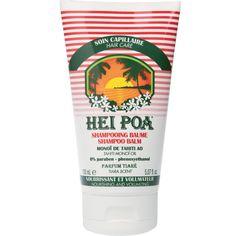 Hei Poa Shampoo Balm Tiare - Σαμπουάν για Ξηρά και Kατεστραμμένα Mαλλιά 150ml. Μάθετε περισσότερα ΕΔΩ: https://www.pharm24.gr/index.php?main_page=product_info&products_id=8090
