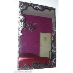 Wrought Iron Frame design for Mirror or Photo. Customize Realizations. 835