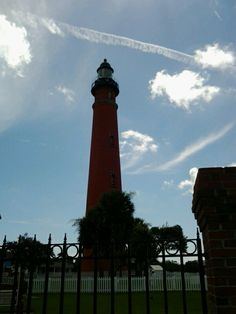 Ponce Inlet lighthouse 2014