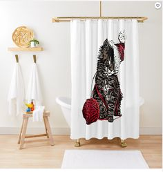 Shower Curtain Tee Shirts, Tees, Curtains, Shower, Women, Rain Shower Heads, T Shirts, T Shirts, Blinds