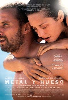 Estreno película francesa Metal y Hueso en la Ciudad de México - Chilanga Banda #Mexico