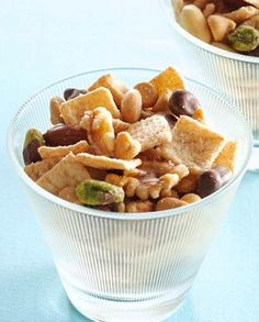 Take your trail mix to a new level with this Sweet Cinnamon Trail Mix.