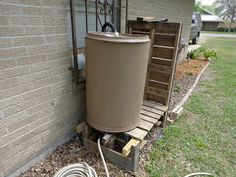 Greywater system Danny styles