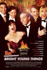 """Bright Young Things (2003) based on the 1930 novel """"Vile Bodies"""" by Evelyn Waugh"""
