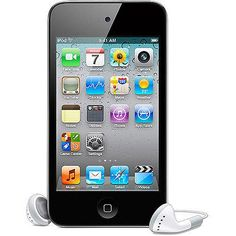 Apple iPod touch 4th Generation 32GB...     $199.99