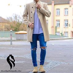 Would you wear this?🔝🔥 Double tap if you would👆🏻 By @wowa_valentino #streetstylefashionformen
