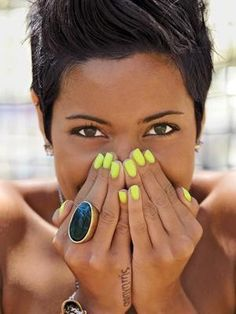 awesome 31 Nails Polish and Nail Art Ideas to Try This Summer
