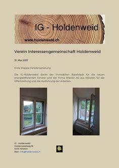 IG - Holdenweid Hölstein www.holdenweid.ch