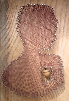 nails and twine Wolf Artwork, Visual Merchandising, Twine, Nails, Finger Nails, Ongles, Nail, Manicures