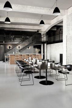 Amass Best New Restaurant 2014 by Wallpaper*