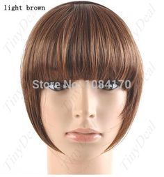 Bangs Chignon 1 PC/Lot 4 Color Synthetic Heat Resistant Fiber Front Bang Hair Bang Extension With Clip in Hair Fringe ** AliExpress Affiliate's Pin. Find similar products by clicking the VISIT button Bang Bang, Hair Paste, Front Bangs, Cheap Hair Extensions, Wig Making, Clips, Hairstyles With Bangs, Special Gifts, How To Find Out