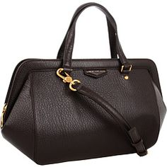 Marc by Marc Jacobs Thunderdome Solid Leather Travel Doctor